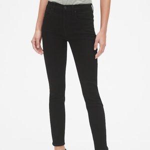 Gap Black Jeans Size 25